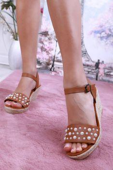 Damskie sandały MARIOLA BROWN