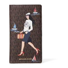 Signature Jet Set Sailor Large Wallet