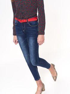 Spodnie jeansowe slim