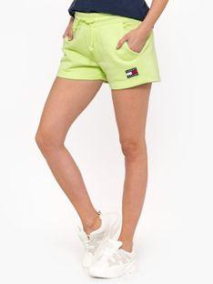 """Tommy Jeans """"Badge Sweatshort"""" Green"""