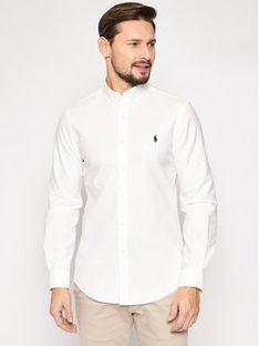 Polo Ralph Lauren Koszula Classics 710736557 Biały Slim Fit