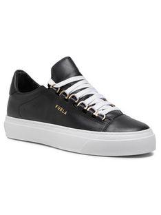 Furla Sneakersy Hikaia Low YD69HKL-Y62000-O6000-1-007-20-AL-3500 S Czarny