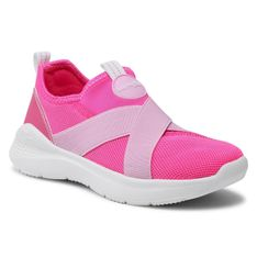 Sneakersy SUPERFIT - 1-000310-5000 S Rosa/Rosa