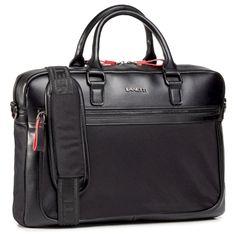 Torba na laptopa LANETTI - BMM-U-034-10-05 Black
