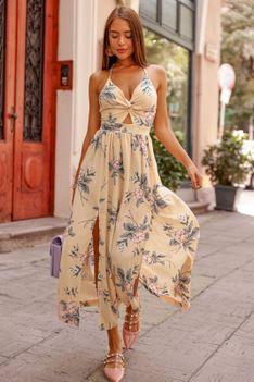 Sukienka RIMNILA PEACH