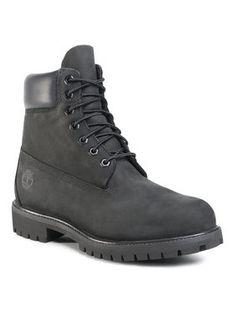 Timberland Trapery Premium 6 Inch Boot 10073/TB0100730011 Czarny
