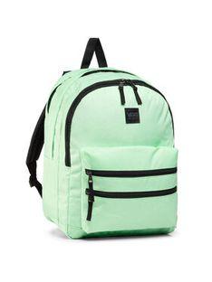 Vans Plecak Schoolin It Bac VN0A46ZP4SG1 Zielony