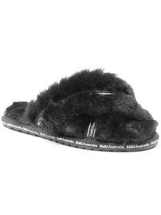 EMU Australia Kapcie Mayberry Own It W12474 Czarny