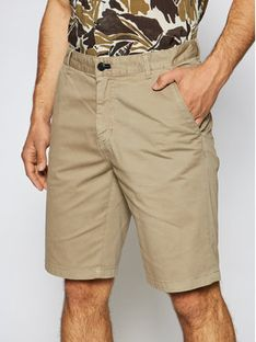 Joop! Jeans Szorty materiałowe 15 Jjf-65Rudo-D 30026838 Beżowy Regular Fit