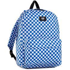 Plecak VANS - Old Skool III B VN0A3I6RZZ41 Victoria Blue Check