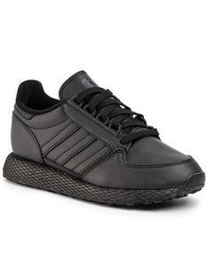 adidas Buty Forest Grove J EG8959 Czarny