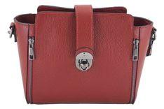 Torebki damskie kuferki - Barberini's - Czerwony