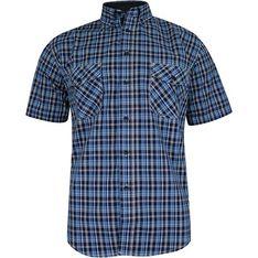 Koszula męska Formax z krótkimi rękawami casual