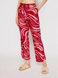 Cyberjammies Spodnie piżamowe Kristen 4755 Czerwony