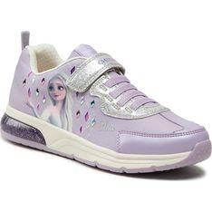 Buty sportowe dziecięce Geox sznurowane