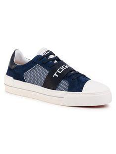 Togoshi Trampki TG-12-04-000170 Niebieski
