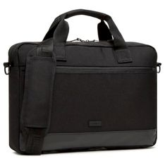 Torba na laptopa LANETTI - BMM-S-058-10-05 Czarny
