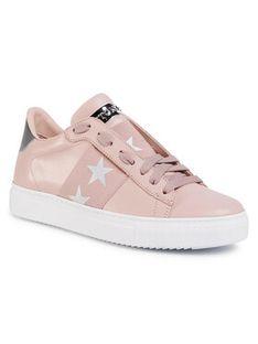 Stokton Sneakersy 650-D-SS20 Różowy