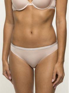Emporio Armani Underwear Figi klasyczne 163225 CC235 00020 Beżowy