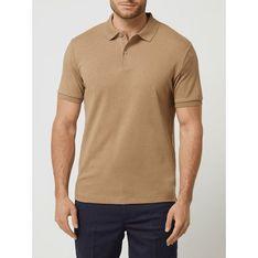T-shirt męski Selected Homme bezowy