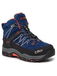 CMP Trekkingi Kids Rigel Mid Trekking Shoes Wp 3Q12944 Granatowy