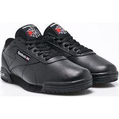 Buty sportowe męskie Reebok Classic sznurowane