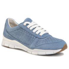 Sneakersy GEOX - D Sukie B D02F2B 00022 C4003 Lt Blue