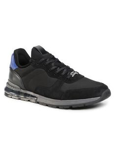 Togoshi Sneakersy TG-12-05-000287 Czarny