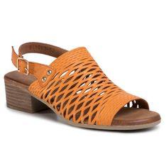 Sandały PIAZZA - 911013 Orange 62