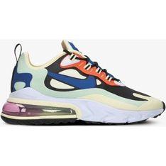 Buty sportowe damskie Nike sznurowane gładkie na płaskiej podeszwie