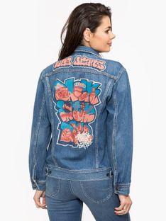 "Lee ""Rider Jacket"" Graffiti"