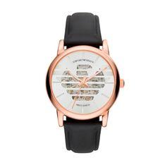 Zegarek EMPORIO ARMANI - AR60031 Black/Gold