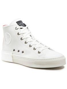 John Richmond Sneakersy 10112/CP A Biały