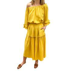 Letnia sukienka Leia