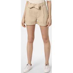 Szorty Tommy Jeans beżowe