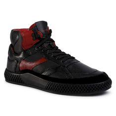 Sneakersy LASOCKI FOR MEN - MI08-C802-711-01 Black