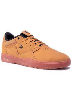 DC Sneakersy Barksdale ADYS100472 Brązowy