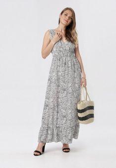 Biała Sukienka Neriney