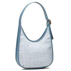 Torebka COACH - Sig Jacq Cch Ergo Sb C2588 B4SBX B4/Marble Blue Azure
