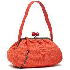 Torebka WEEKEND MAX MARA - Livia 55110614600 Tangerine 020