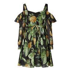 Sukienka kopertowa z paskiem w talii