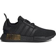 Buty sportowe damskie Adidas nmd czarne sznurowane