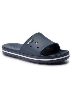 Crocs Klapki Crocband III Slide 205733 Granatowy