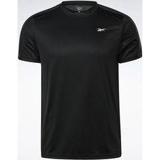 T-shirt męski Reebok Fitness z krótkimi rękawami
