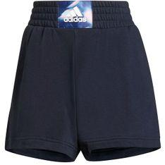 Spodenki damskie Soft Knit Short Zoe Saldana x Adidas