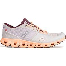Buty sportowe damskie On Running sznurowane