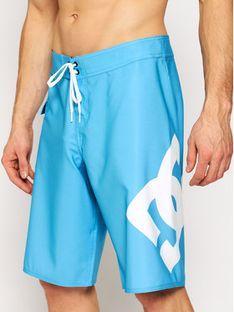 DC Szorty kąpielowe Lanai 22 EDYBS03090 Niebieski Regular Fit