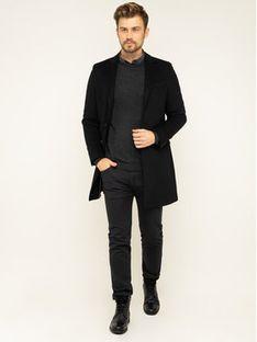 Joop! Jeans Sweter 17 JK 30017411 Szary Regular Fit