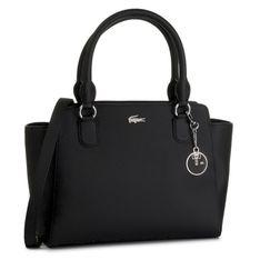 Torebka LACOSTE - M Shopping Bag NF2594DC Black 000