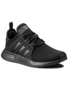adidas Buty X_Plr J BY9879 Czarny